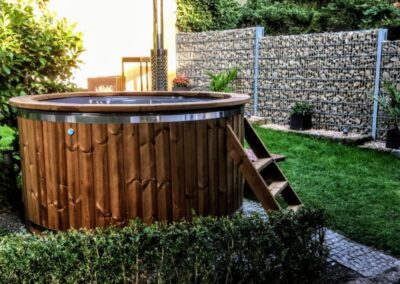 Wood fired hot tubs for sale