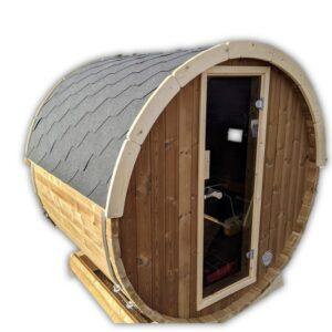 sauna exterieur 2 personnes